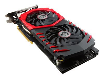 MSI GTX 1060 GAMING X+ 6G - carte graphique - GF GTX 1060 - 6 Go
