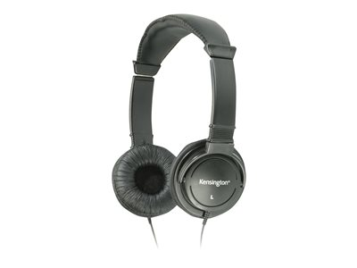 Kensington Hi-Fi Headphones Headphones on-ear wired 3.5 mm jack