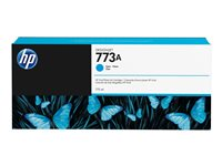 HP 773A 775 ml cyan original DesignJet ink cartridge