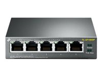 TP-Link TL-SF1005P Switch 5-porte 10/100  PoE