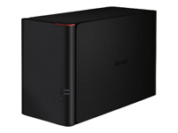 BUFFALO TeraStation 1200 - NAS server - 2 bays - 4 TB - SATA 3Gb/s - HDD 2 TB x 2 - RAID 0, 1, JBOD - Gigabit Ethernet - with 3 years 24-hour TeraStation VIP HDD Exchange Service