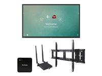 ViewSonic IFP8650-C1 86INCH Class (86INCH viewable) LED display interactive