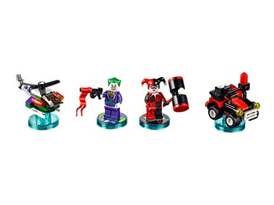 Lego Dimensions DC Comics 71229 Team Pack