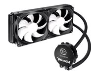 Thermaltake Water 3.0 Extreme S - Processor liquid cooling system - (for: LGA1156, AM2, AM2+, LGA1366, AM3, LGA1155, AM3+, LGA2011, FM1, FM2, LGA1150)