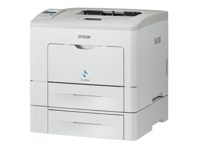 Epson WorkForce AL-M400DTN - Printer - monochrome - Duplex - laser - A4/Legal - 1200 dpi - up to 45 ppm - capacity: 1250 sheets - parallel, USB, Gigabit LAN