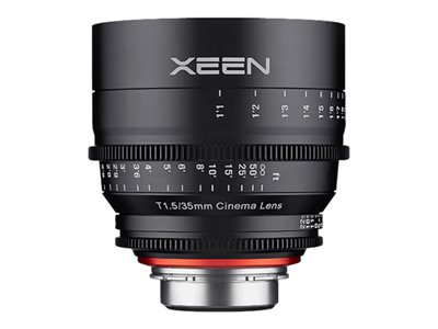 Xeen objectif grand angle - 35 mm