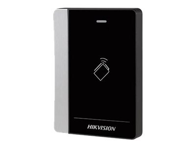 Hikvision DS-K1102MK Mifare SMART card reader RS-485, SIA 26-bit Wiegand, SIA 34-bit Wiegand