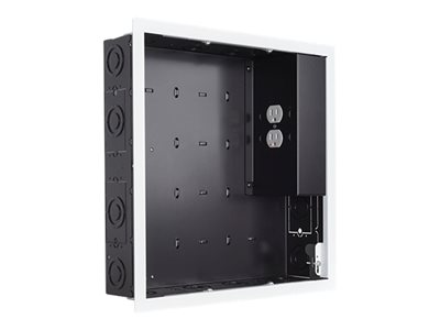 Chief In-Wall Storage Box PAC526FWP2 Storage box for audio/video components