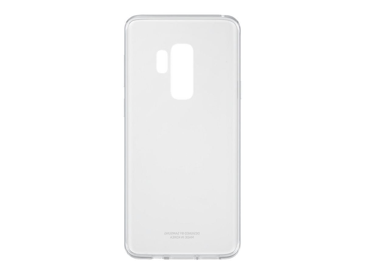 Samsung Clear Cover - back cover for cell phone