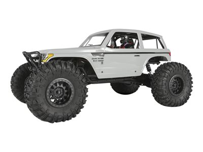 - Wraith Spawn Rock Racer Electric 4WD - RTR