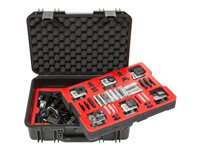 SKB 3I Series 1711-6GP6 Hard case for 6 action cameras