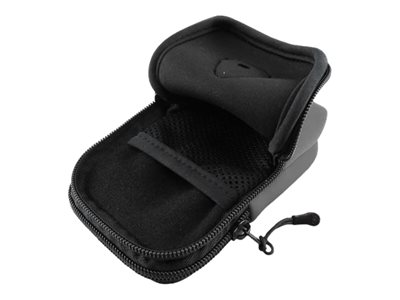 Inland ProHT Case for camera neoprene gray