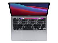 Apple MacBook Pro 13.3' 8GB 256GB Apple M1 8-core Space grey