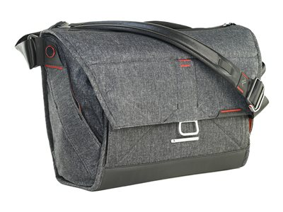 the everyday messenger - borsa a spalla per macchina fotografica e tablet / notebook