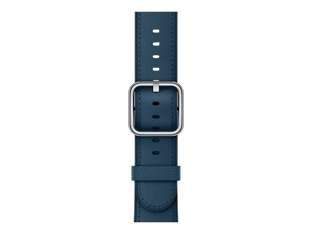 Apple 42mm Classic Buckle - Bracelet de montre - 150 - 215 mm - bleu cosmos - pour Watch (42 mm)