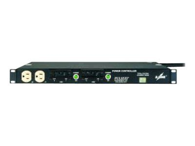 Pulizzi T982A2-F-SL-109 Surge protector (rack-mountable) AC 120 V output connectors: 12