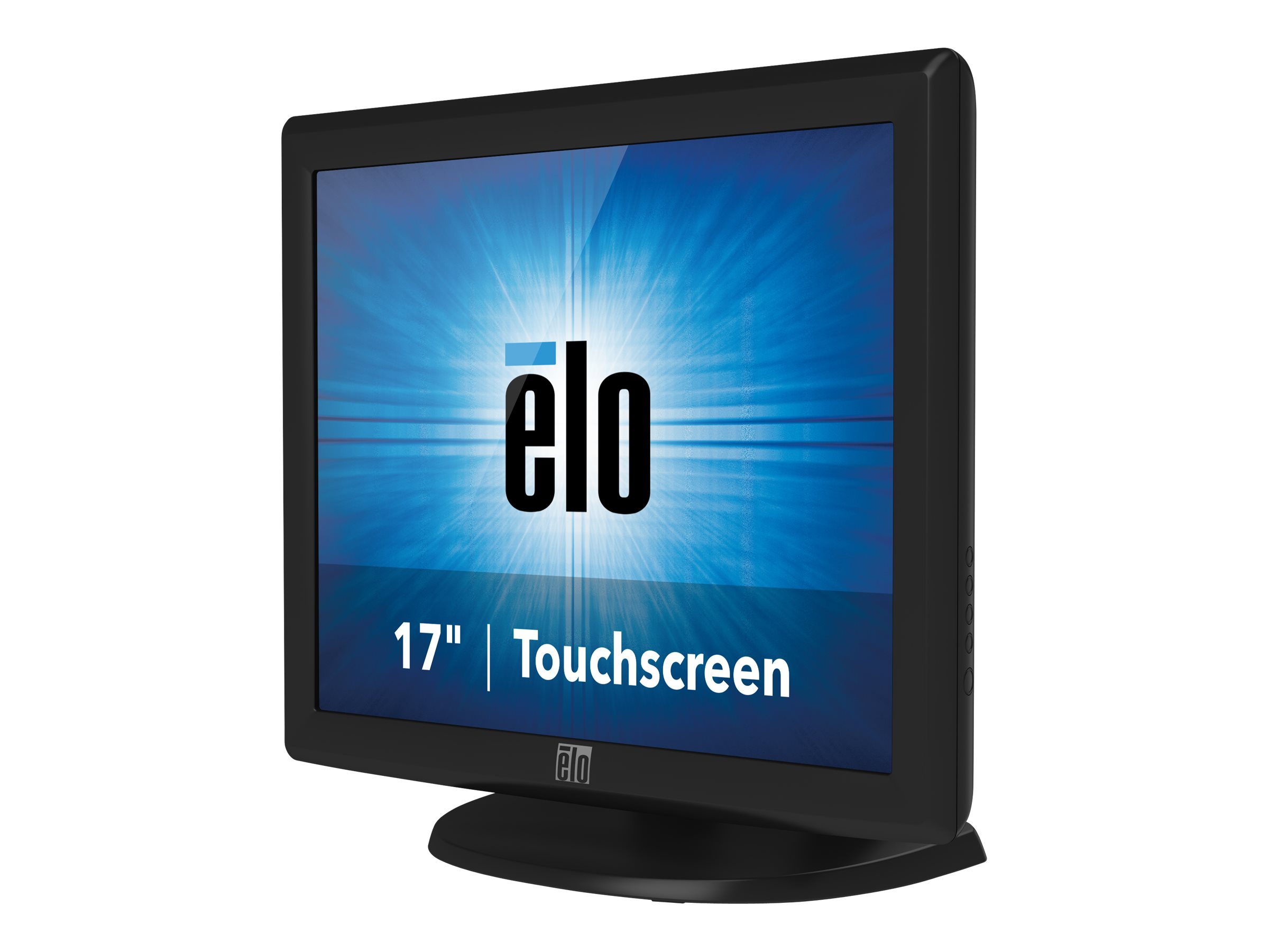 Elo Desktop Touchmonitors 1715L IntelliTouch - LED-Monitor - 43.2 cm (17