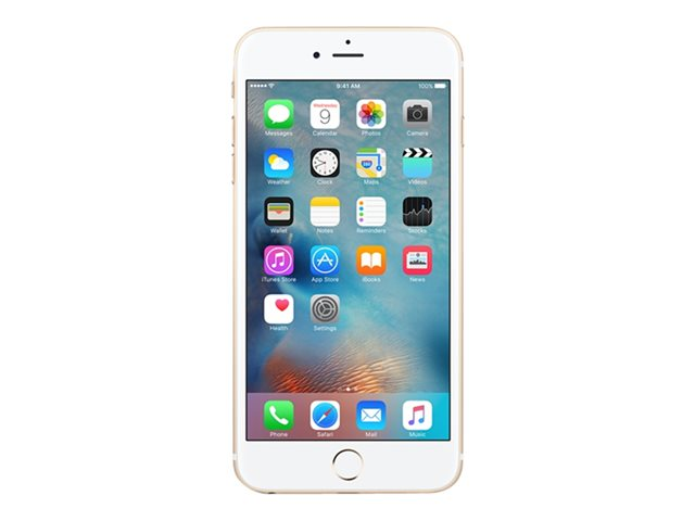 Apple iPhone 6s Plus - or - 4G LTE - 128 Go - TD-SCDMA / UMTS / GSM - smartphone