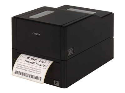 Citizen CL-E321 Label printer DT/TT Roll (4.65 in) 203 dpi up to 472.4 inch/min