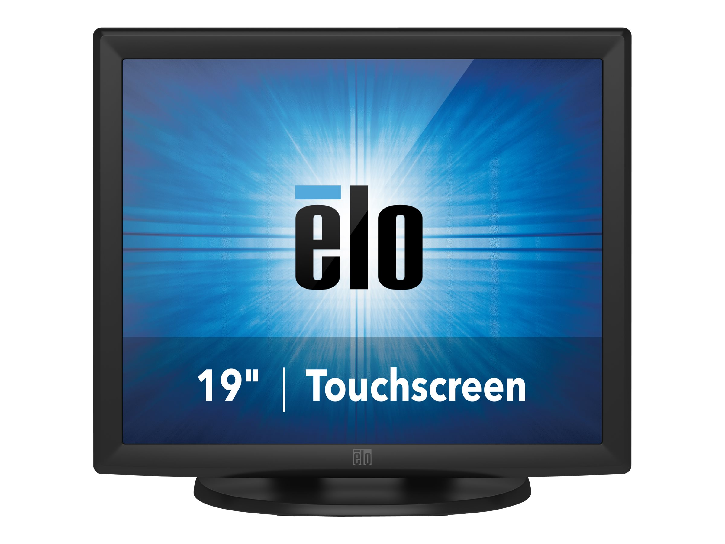 Elo 1915L IntelliTouch - LCD-Monitor - 48.3 cm (19