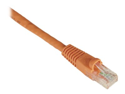Black Box GigaTrue patch cable - 1.8 m - orange