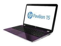 "HP Pavilion 15-e086nr - A4 5000 / 1.5 GHz - Win 8 64-bit - 4 GB RAM - 500 GB HDD - DVD SuperMulti - 15.6"" HD BrightView 1366 x 768 (HD) - Radeon HD 8330"