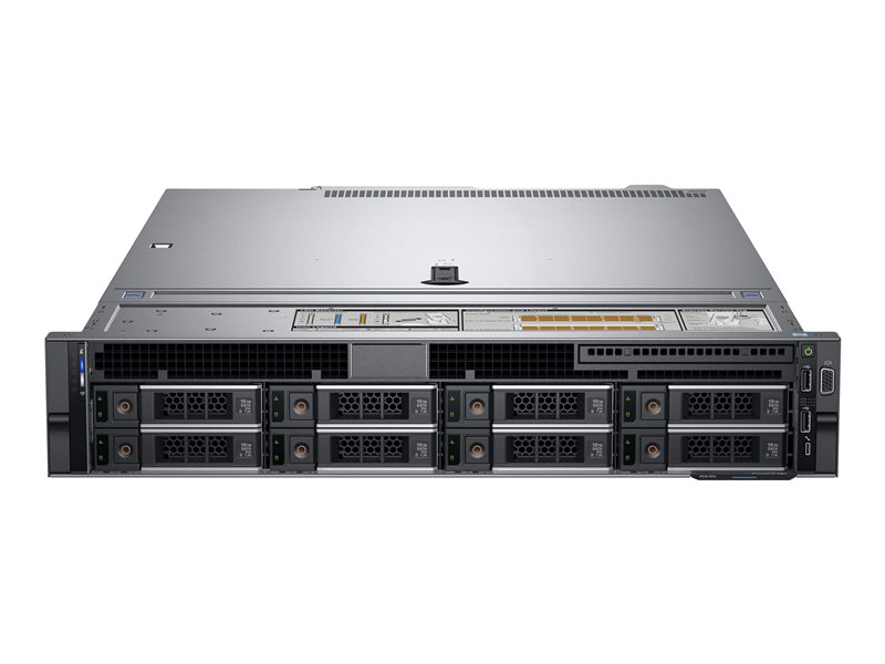 Dell EMC PowerEdge R540 - Montable sur rack - Xeon Silver 4110 2.1 GHz - 16 Go - 1 To