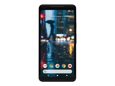 Google Pixel 2 XL 6' 128GB 4G Sort