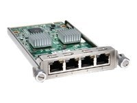 SonicWall 4 Port GbE M1 Module - expansion module