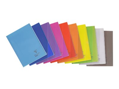 Cahiers A4 21x29.7 cm Clairefontaine Koverbook - cahier de notes
