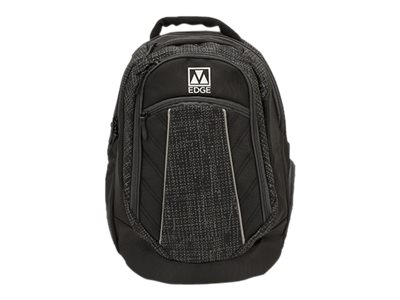 M-Edge Commuter Backpack with Battery Notebook carrying backpack 17INCH black