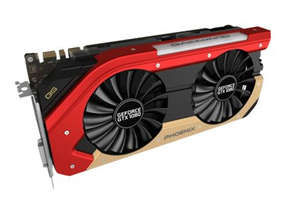 "GeForce GTX 1080 Phoenix ""GS"" carte graphique - GF GTX 1080 - 8 Go"