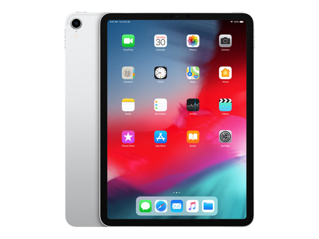 "Apple 11-inch iPad Pro Wi-Fi - Tablette - 256 Go - 11"" IPS (2388 x 1668) - argent"