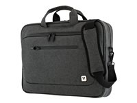 "V7 CTPX6-1E - Notebook carrying case - 14.1"" - grey"
