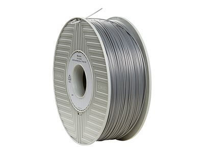 Verbatim Silver 2.2 lbs ABS filament (3D) for bq Witbo