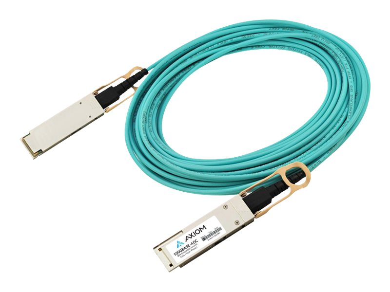 Axiom AX - 40GBase-AOC direct attach cable - 3 m