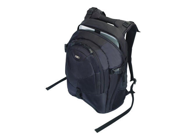 Image of Targus 15.4 - 16 inch / 39.1 - 40.6cm Campus Laptop Backpack notebook carrying backpack