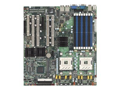 Tyan Thunder i7522 S5362G2NR - motherboard - extended ATX - Socket 604 - E7520