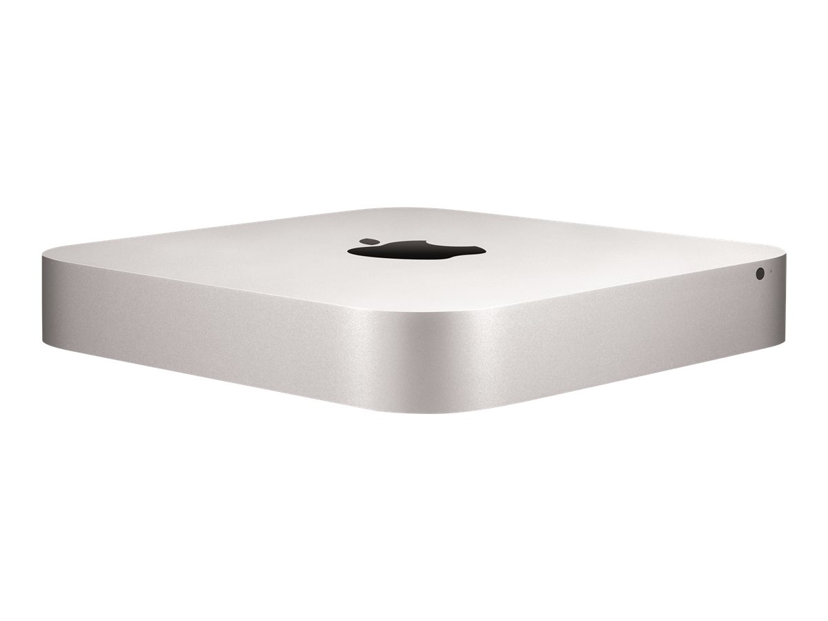 Apple Mac mini - DTS - 1 x Core i7 3 GHz - RAM 16 GB - SSD 512 GB - Iris Graphics