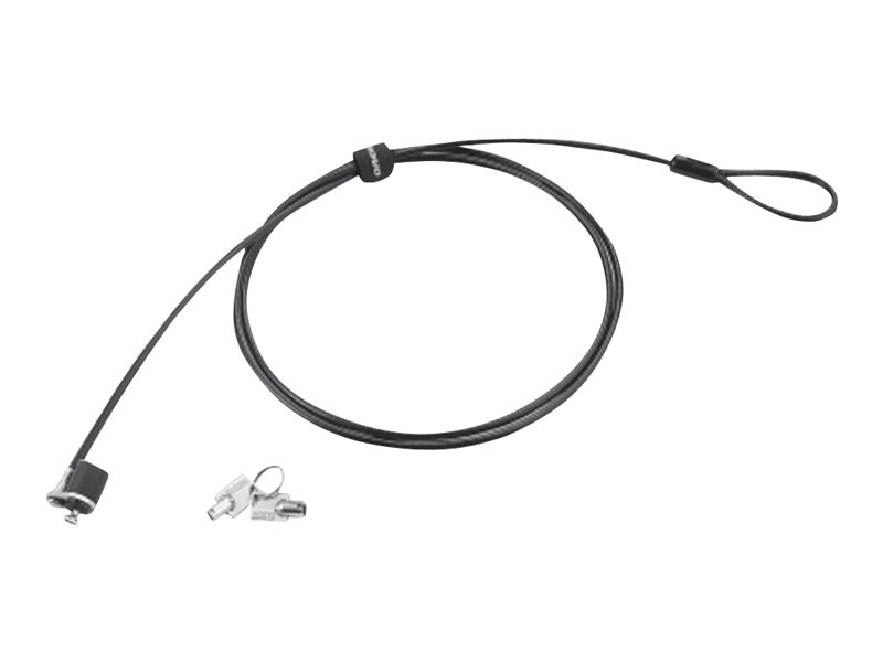Lenovo Security Cable Lock - Sicherheitskabelschloss - 1.6 m - für N23 Yoga Chromebook; ThinkPad P51; P71; ThinkStation P320; V310; V410; V520-15