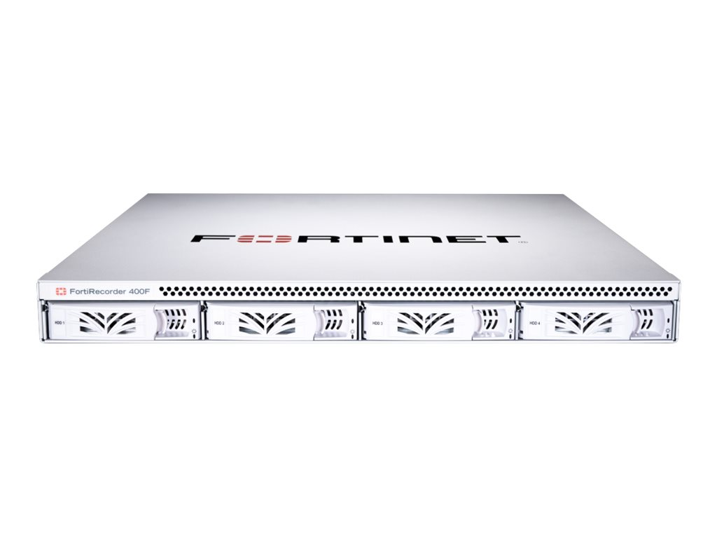 Fortinet FortiRecorder 400F - standalone NVR - 64 channels