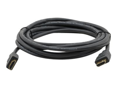 Kramer C-MHM/MHM Series C-MHM/MHM-35 - HDMI with Ethernet cable - 10.7 m