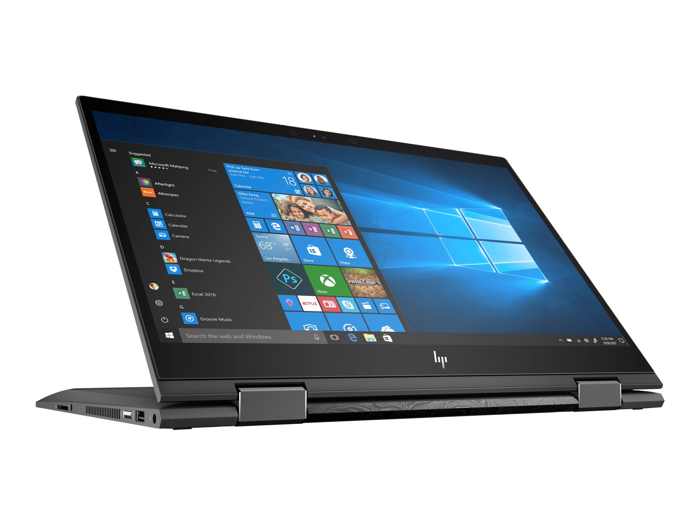 "HP ENVY x360 15 cp0001na 15 6"" Ryzen 7 2700U 8 GB RAM 256 GB SSD 1 TB HDD UK 4RE08EA ABU HP Laptops puters Products"
