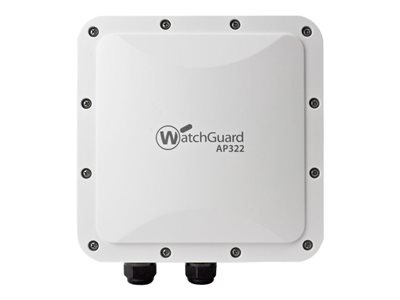 WatchGuard AP322 Wireless access point with 3 years Total Wi-Fi GigE Wi-Fi Dual Band