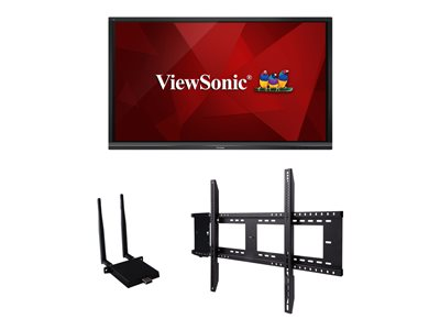ViewSonic ViewBoard IFP7550-E1 75INCH Class LED display interactive 4K UHD (2160p) 3840 x 2160