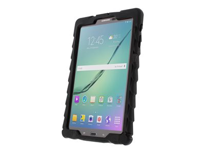 Gumdrop DropTech Series S Pen Case Back cover for tablet rugged rubber black