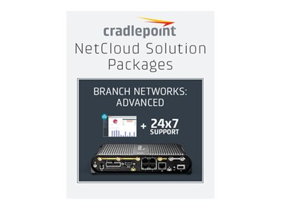Cradlepoint NetCloud Essentials for Mobile Routers (Prime) main image