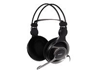 A4tech HS-100 Stereo Gaming Headset Headset full size wired
