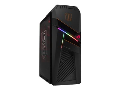 ASUS ROG Strix GL12CX DS771 Tower Core i7 9700K / 3.6 GHz RAM 16 GB SSD 512 GB, HDD 1 TB