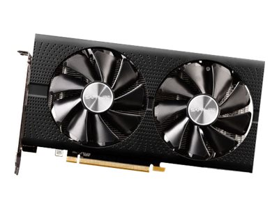 Image of Sapphire Pulse Radeon RX 570 Optimized - graphics card - Radeon RX 570 - 8 GB